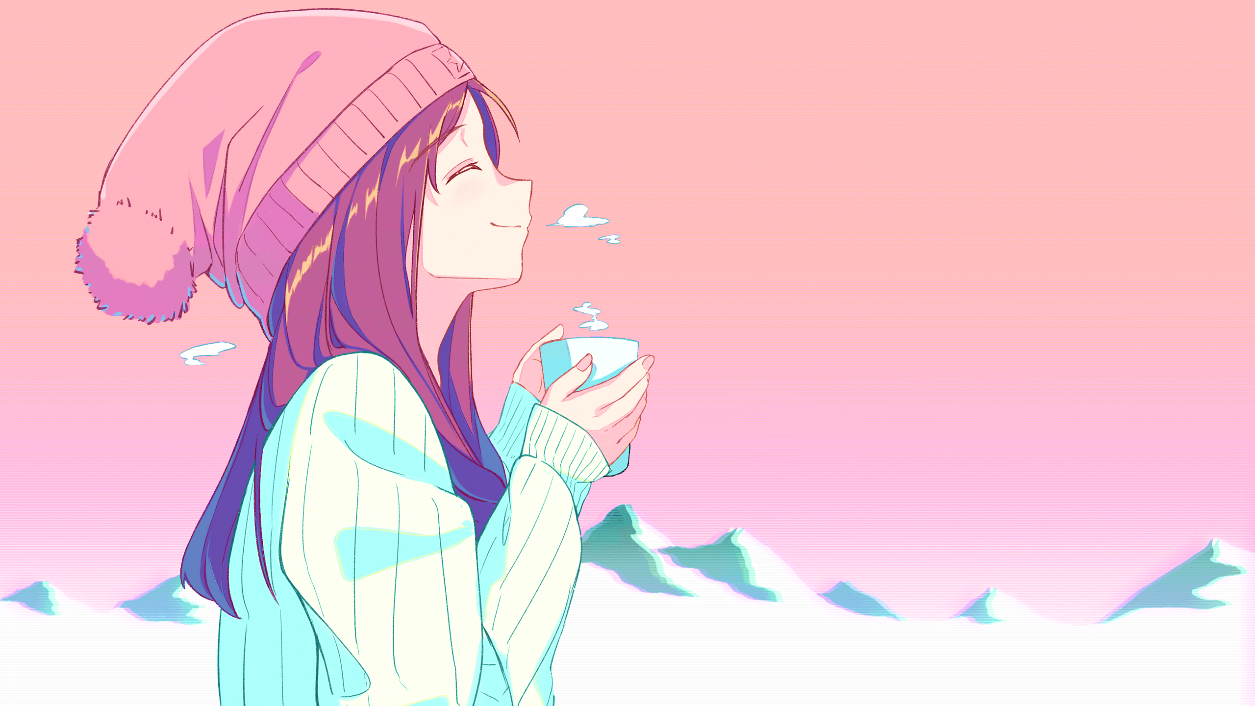 Free download Anime Girl Aesthetic Wallpapers Top Anime ...