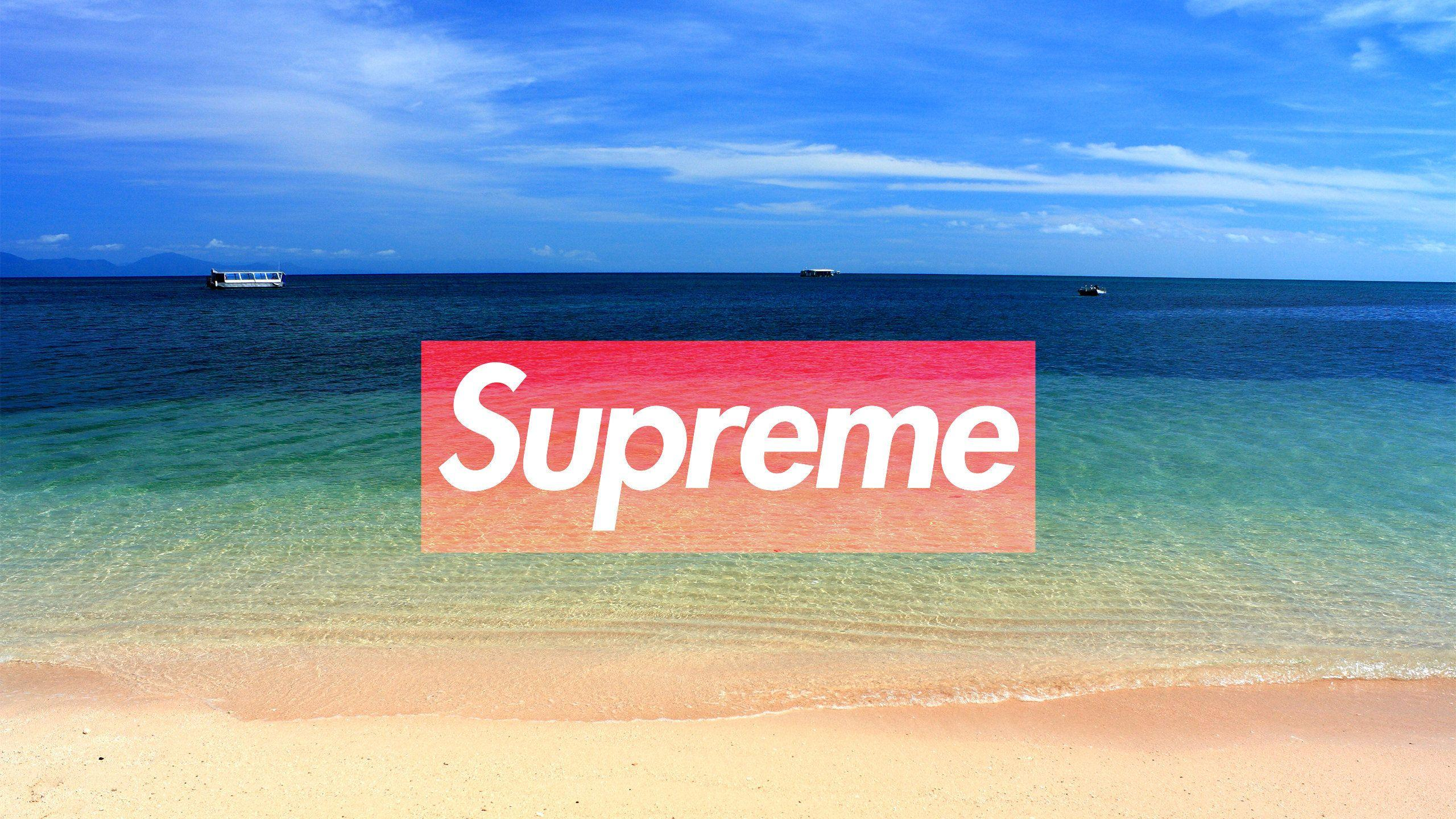 Supreme Wallpapers 2560x1440