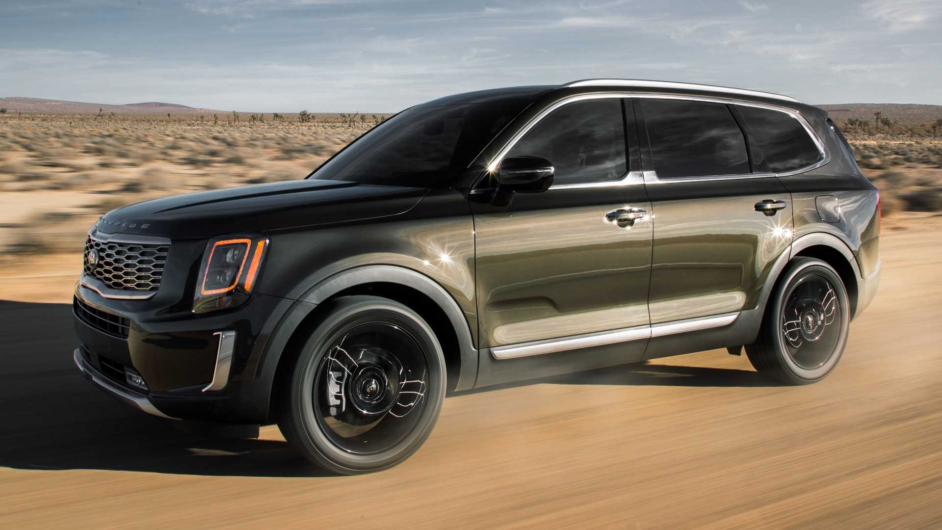 Kia Telluride News and Reviews Motor1com 1920x1080