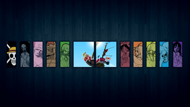 One Piece Wallpaper 1366x768 images 800x450