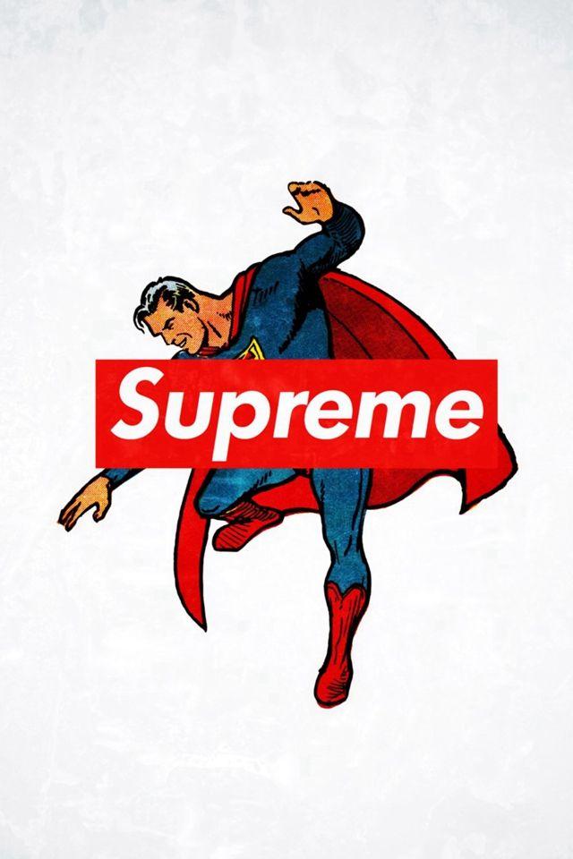 Supreme Trend Logo Film Art iPhone 4s wallpaper iPhone 4s 640x960
