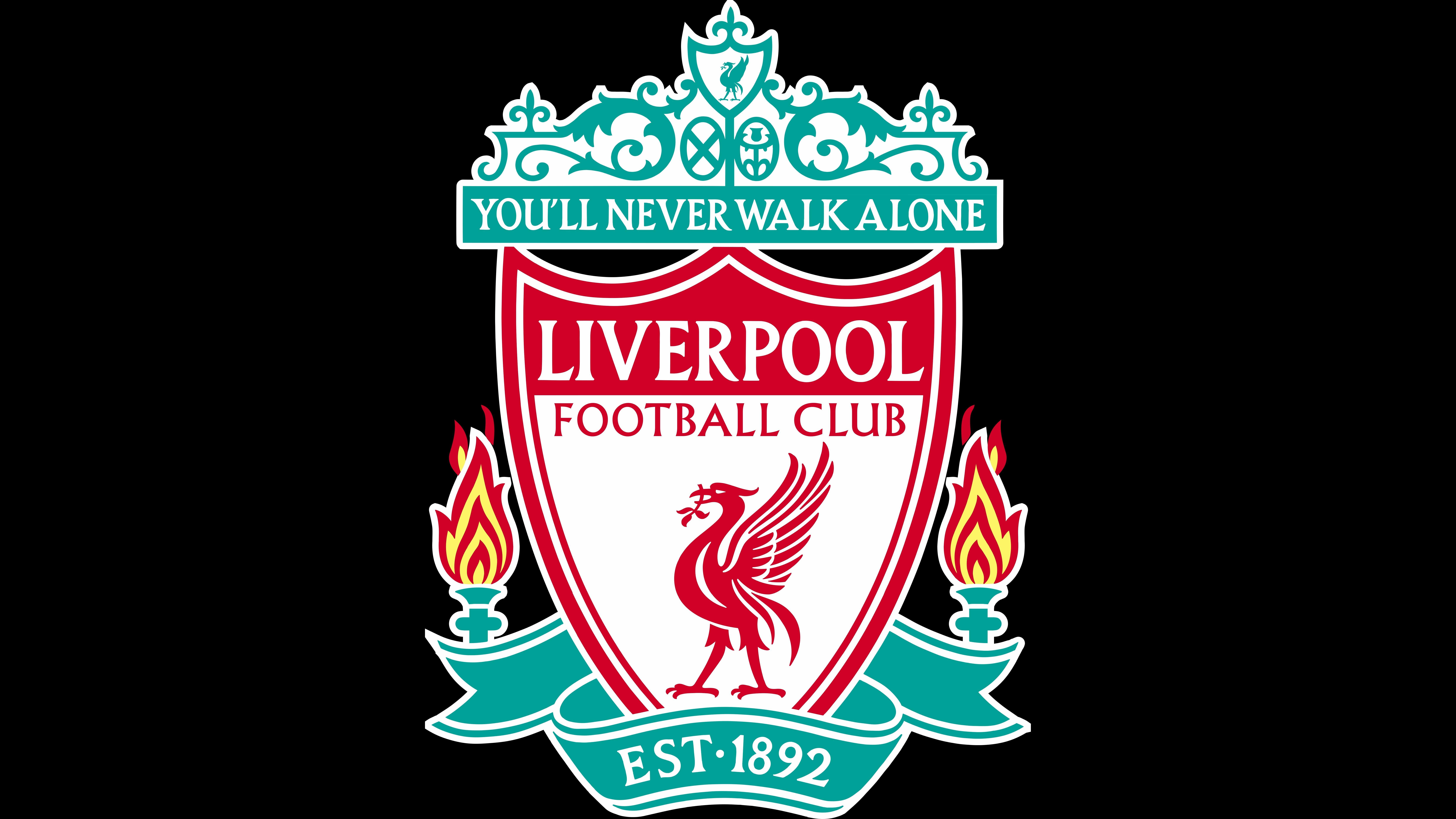 Wallpapers Logo Liverpool 2016 9843x5535