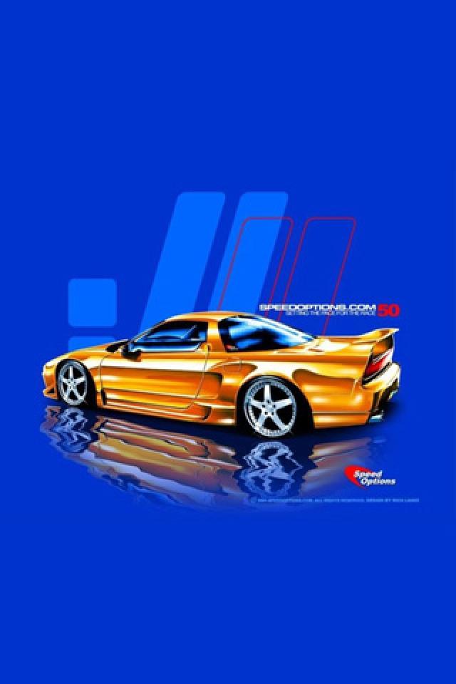 Hot Rod Car iPhone HD Wallpaper iPhone HD Wallpaper download iPhone 640x960