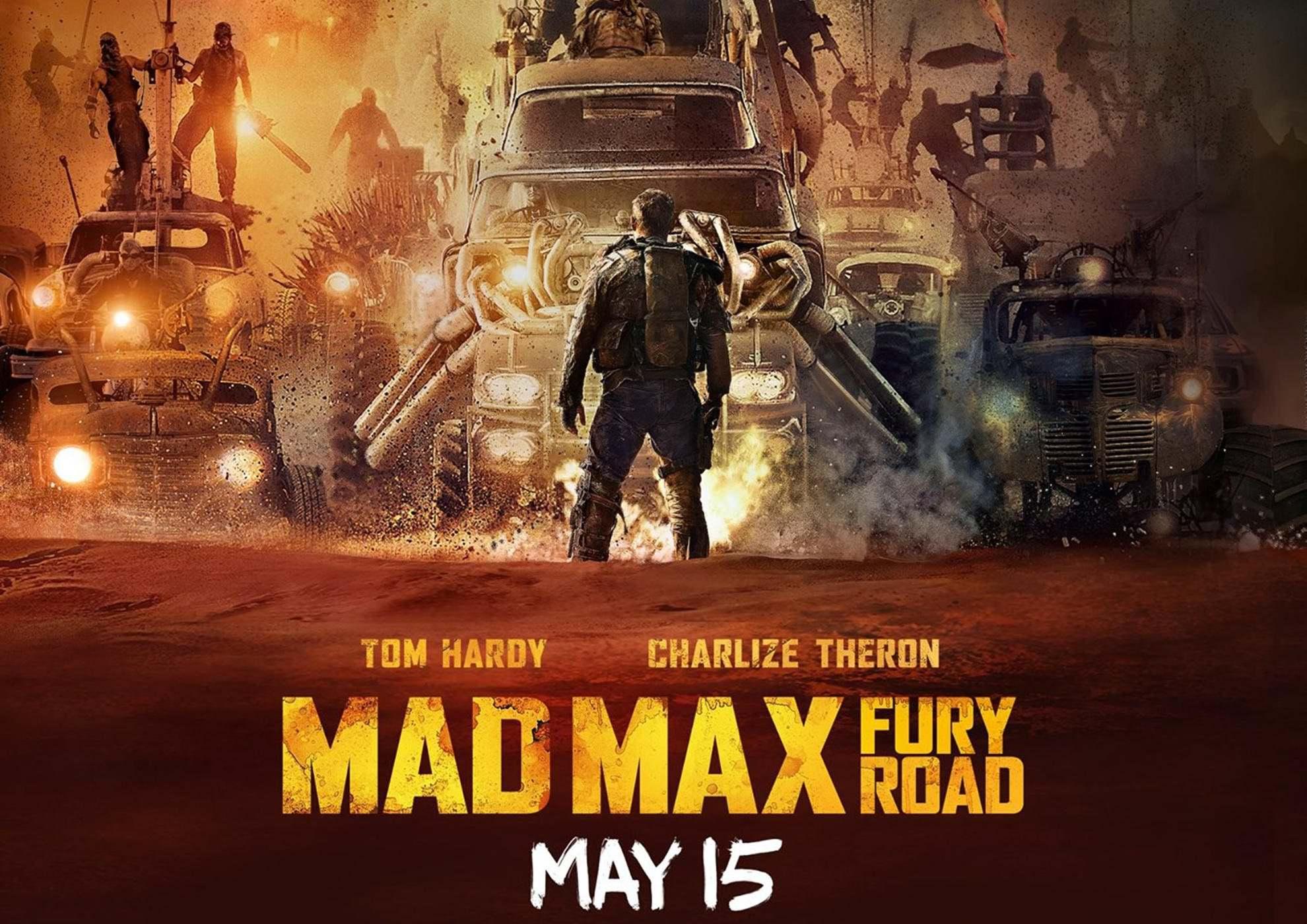 15 Mad Max Fury Road Wallpaper 1980x1400