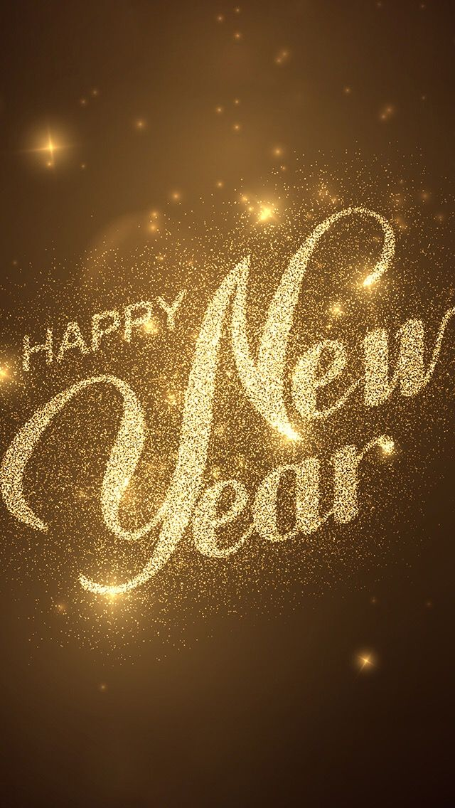 Happy New Year Happy new year wallpaper Quotes about new year 640x1136