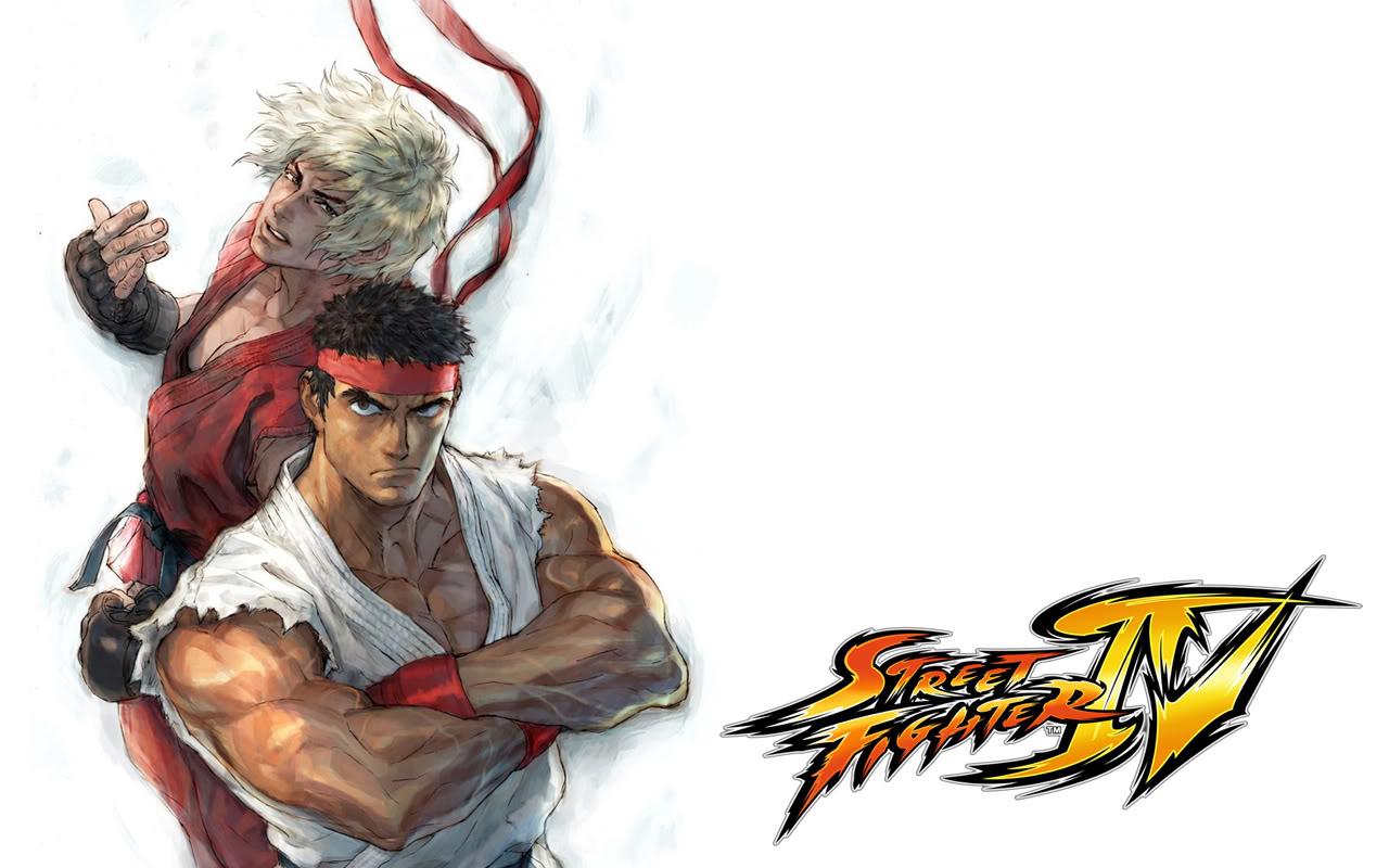 Street Fighter 4 Wallpapers: Street Fighter Live Wallpaper