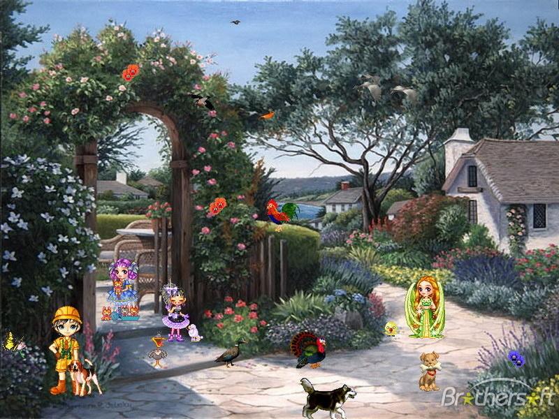 Download Spring Dream Screensaver Spring Dream Screensaver 10 800x600