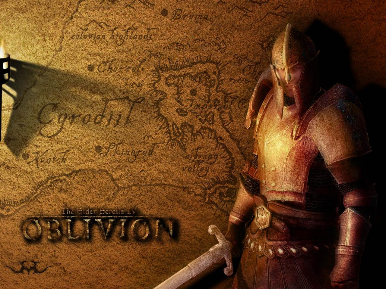 Elder Scrolls IV Oblivion   High Definition Widescreen Wallpapers 1280x960