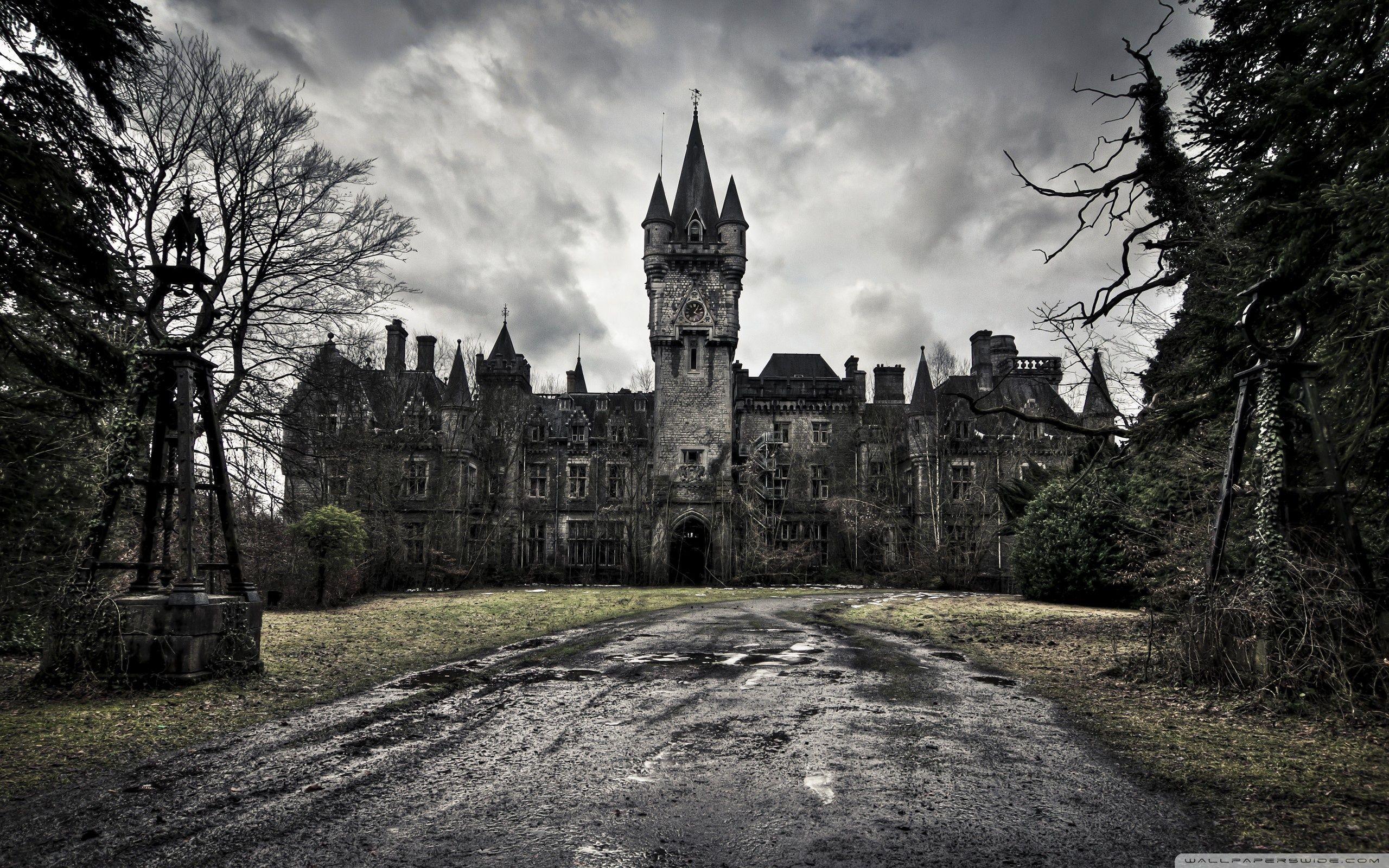 Creepy Castle Wallpapers   Top Creepy Castle Backgrounds 2560x1600