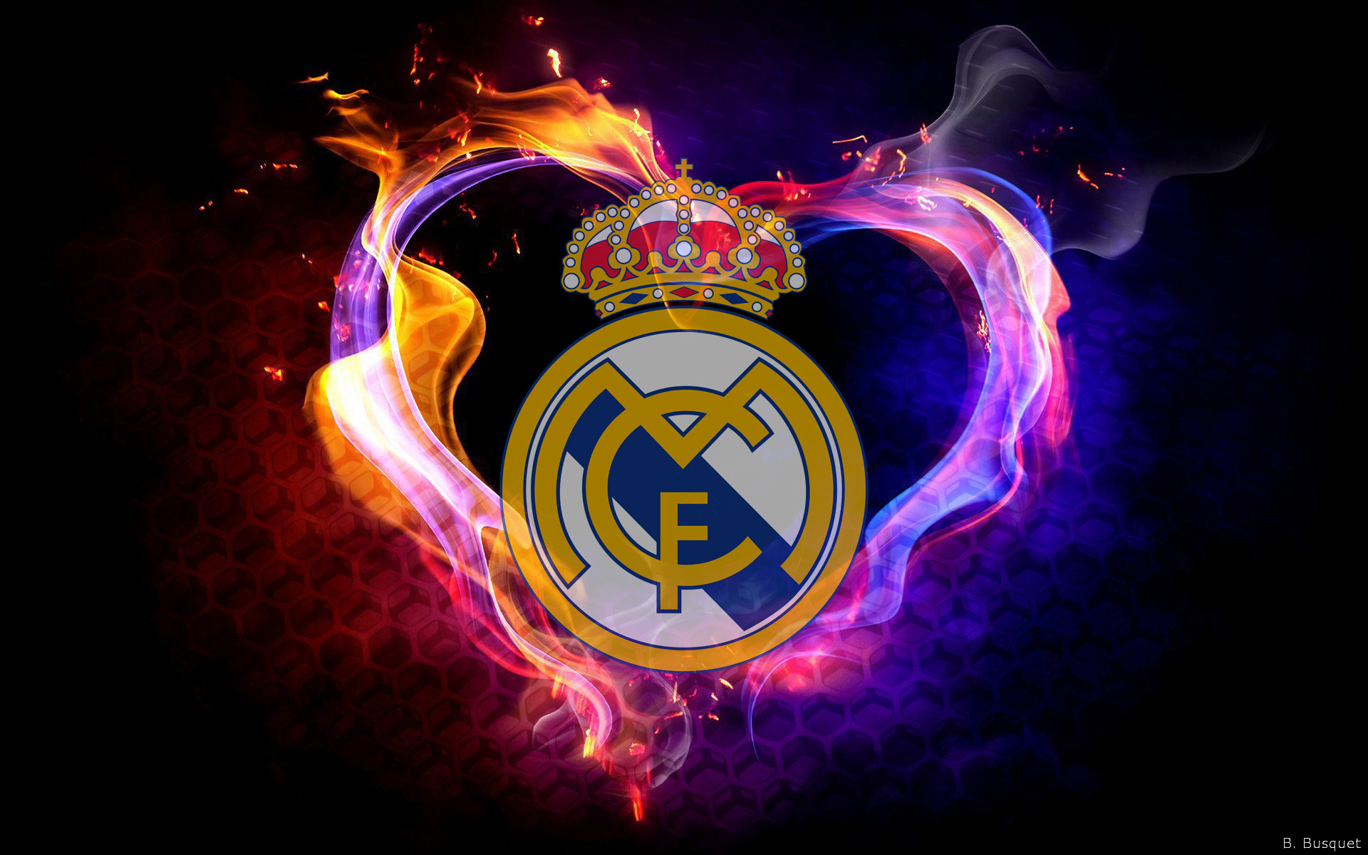 Chelsea: Real Madrid Logo Wallpapers