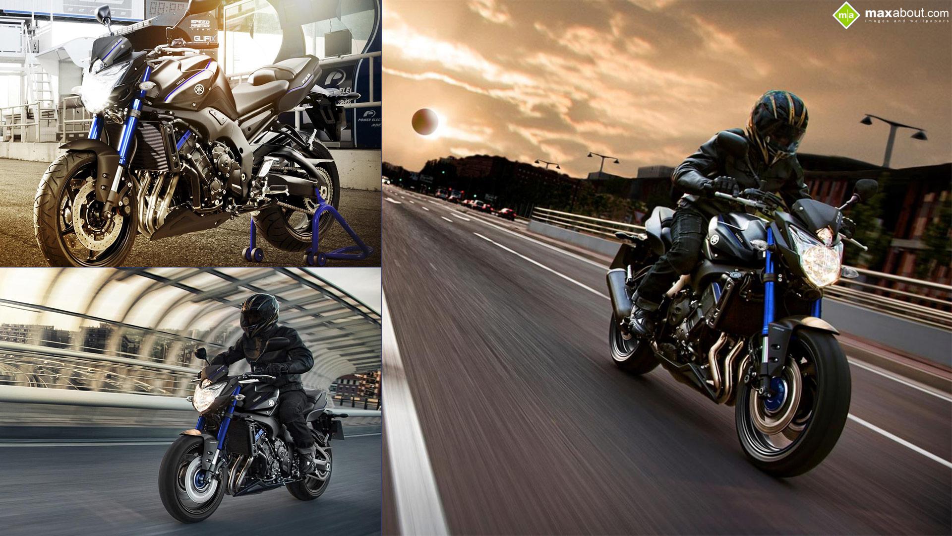 2014 Yamaha FZ8 1920x1080