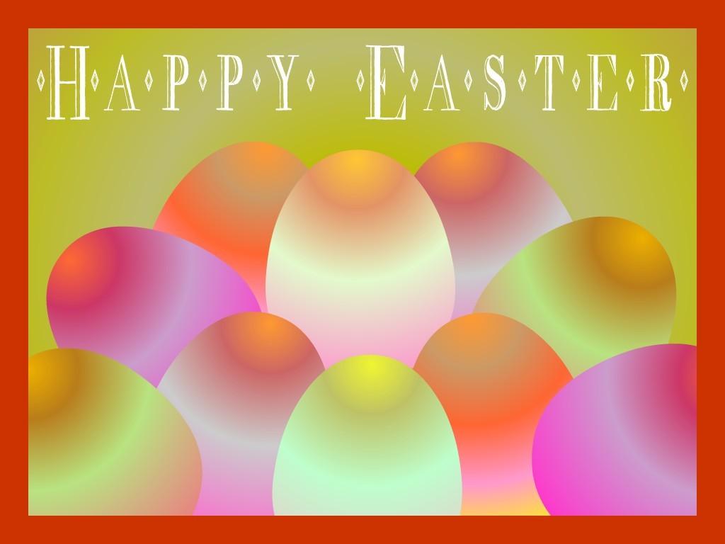 Easter wallpapers from Kate net Easter Desktop Wallpaper Happy 1024x768