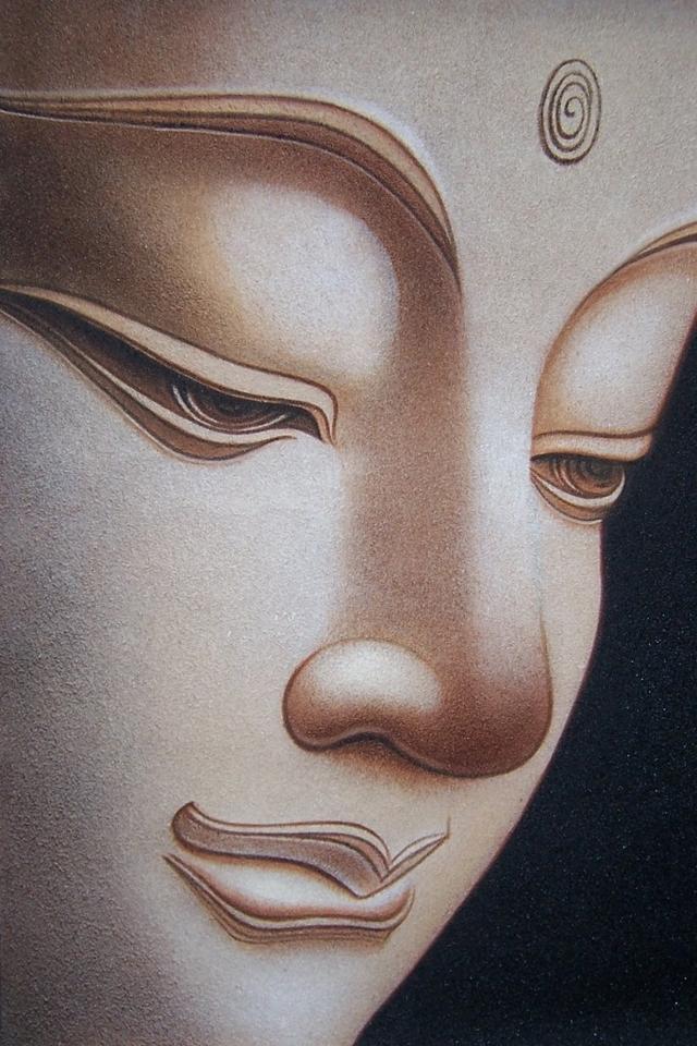 46 Buddha Iphone Wallpaper On Wallpapersafari