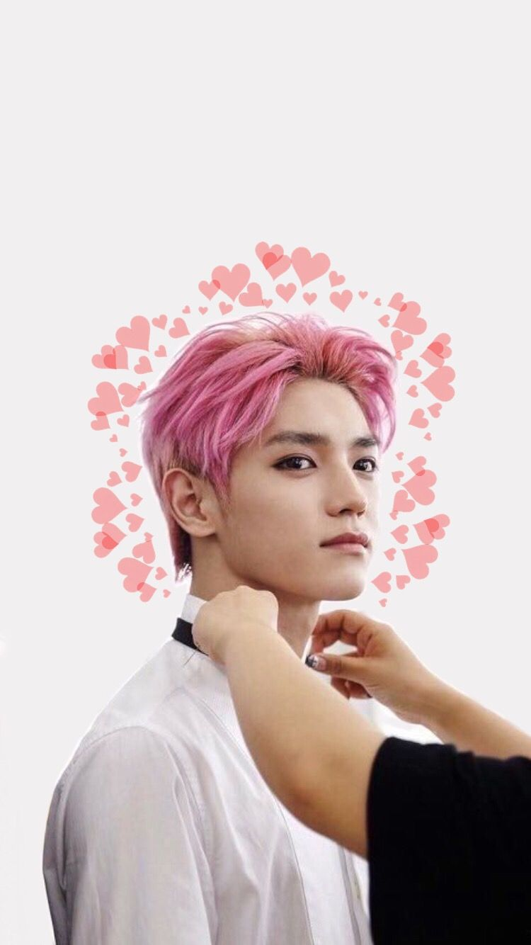 NCT 127 TAEYONG WALLPAPER VER 2 Made By nct 750x1334