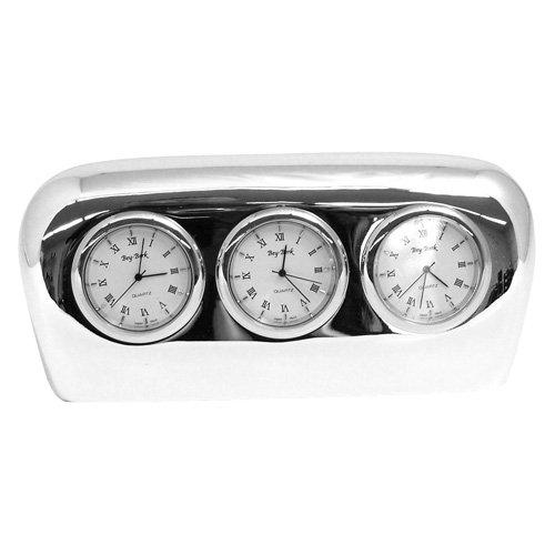 Free Download Triple Time Zone Desk Clock Desktop Clocks At Hayneedle 500x500 For Your Mobile Tablet Explore 46 Wallpaper World