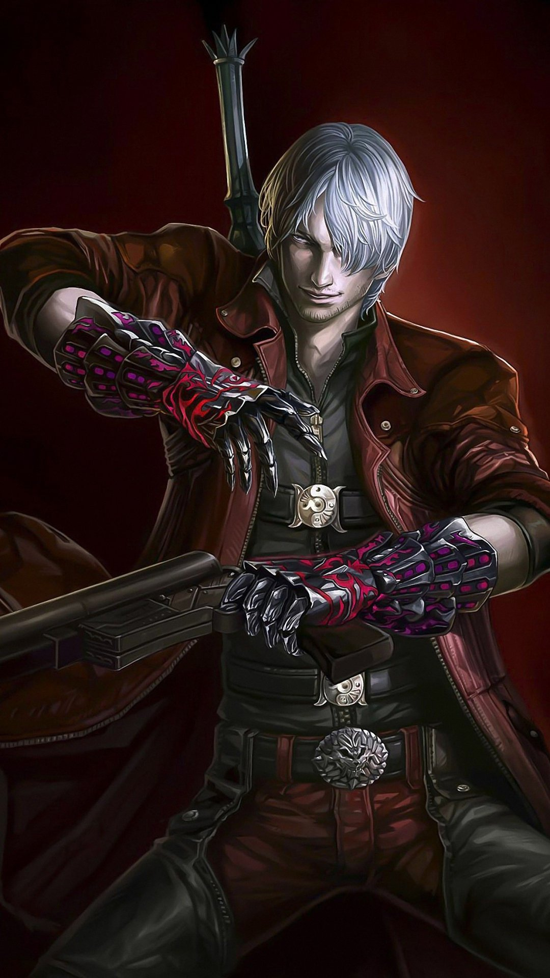 Free Download Devil May Cry Iphone 6s Wallpapers Hd 1080x1920