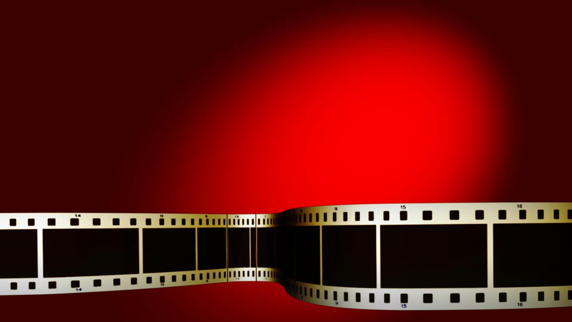 Film Strip Wallpaper 1920x1080