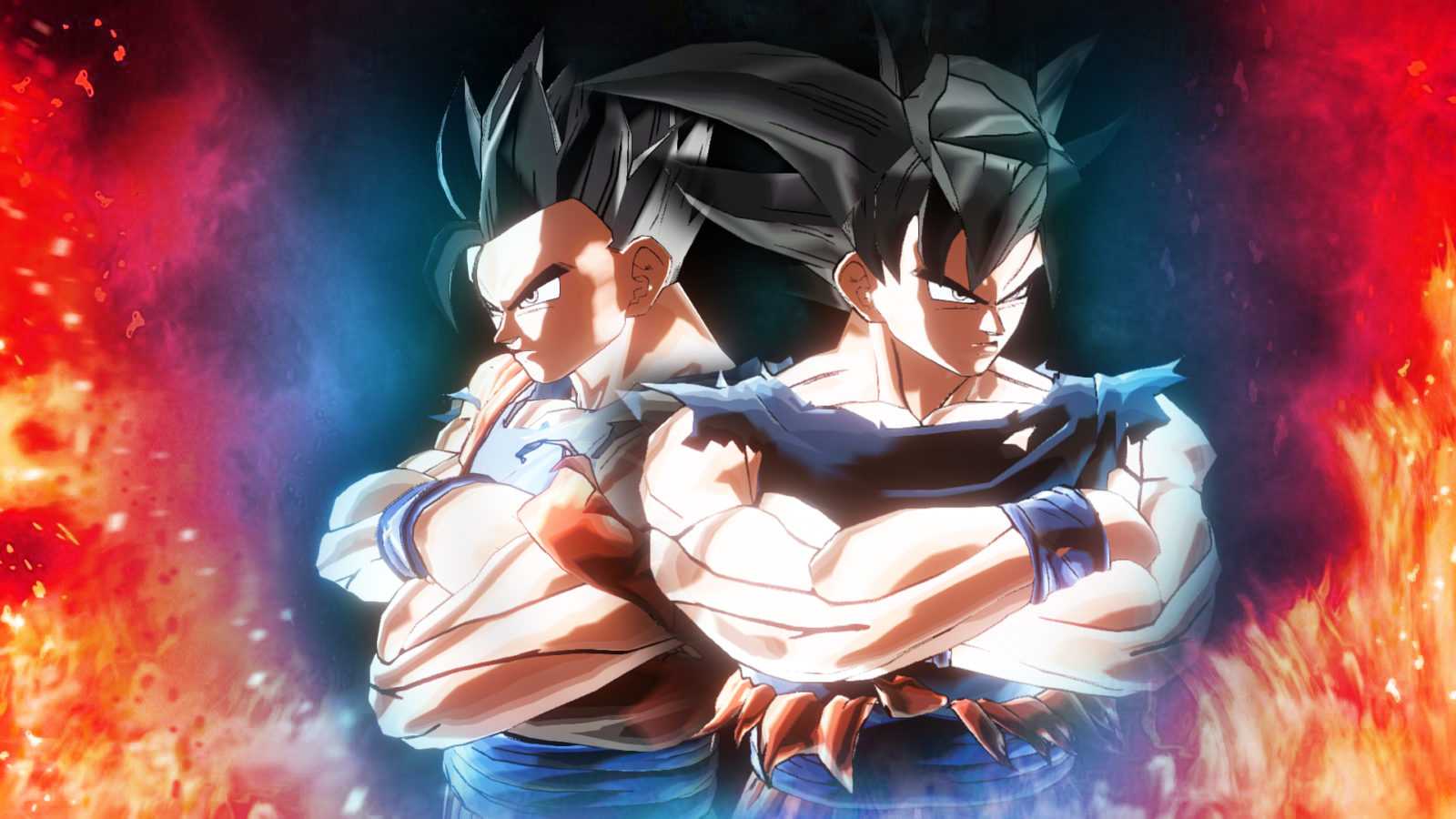 Goku Master Ultra Instinct Hd Wallpaper New Wallpapers