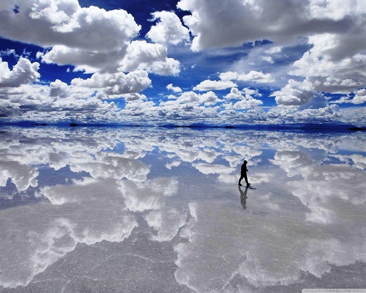 Salar de Uyuni Bolivia 4K HD Desktop Wallpaper for 4K Ultra HD 1280x1024