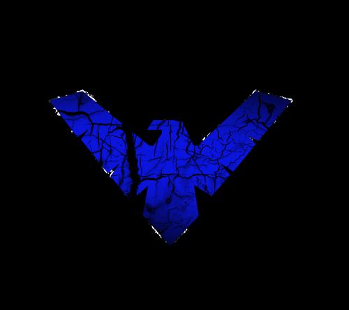 Nightwing and Hawkeye 500x444