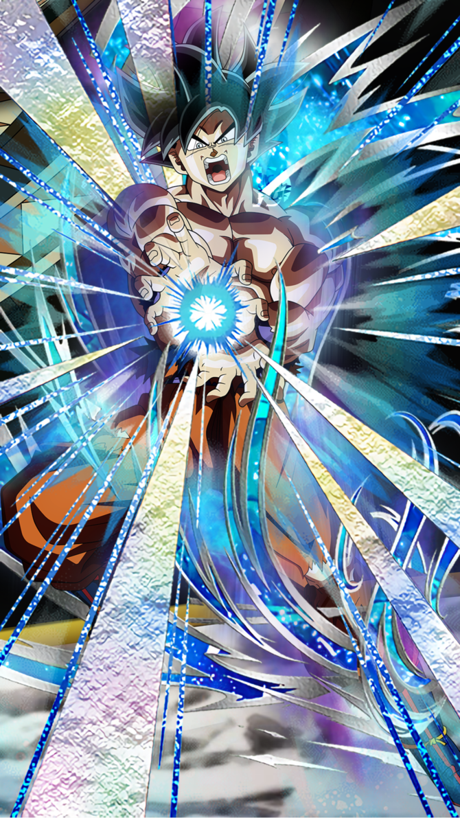 Goku Ultra Instinct Wallpapers 670x1191