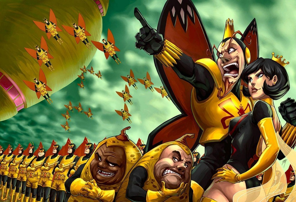 The Venture Bros Wallpapers High Quality Download 1024x701