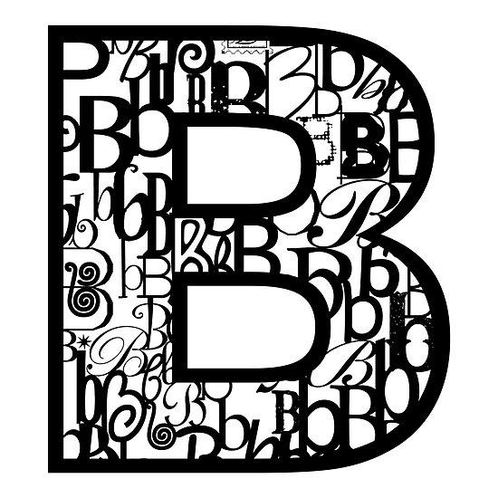 48+ Letter B Wallpaper on WallpaperSafari