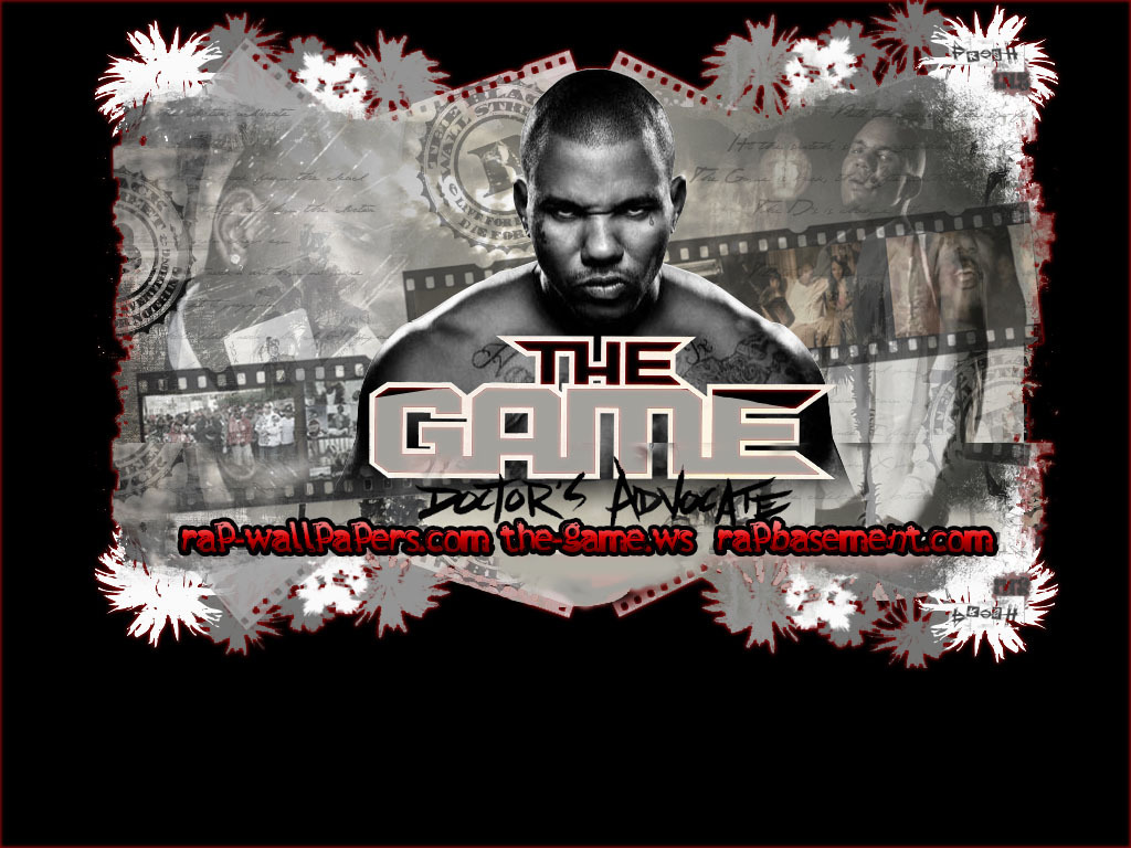 The Game Rapper Hd Wallpaper Background   HD Wallpapers 1024x768