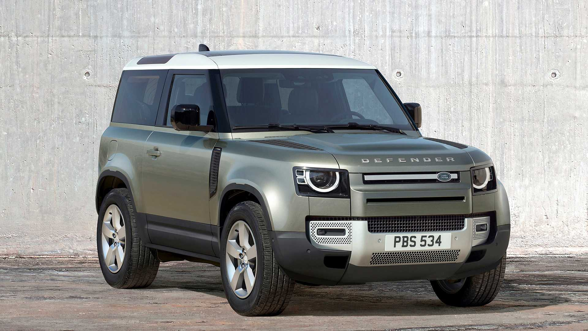 2020 Land Rover Defender 90 First Edition To Start At 65100 1920x1080
