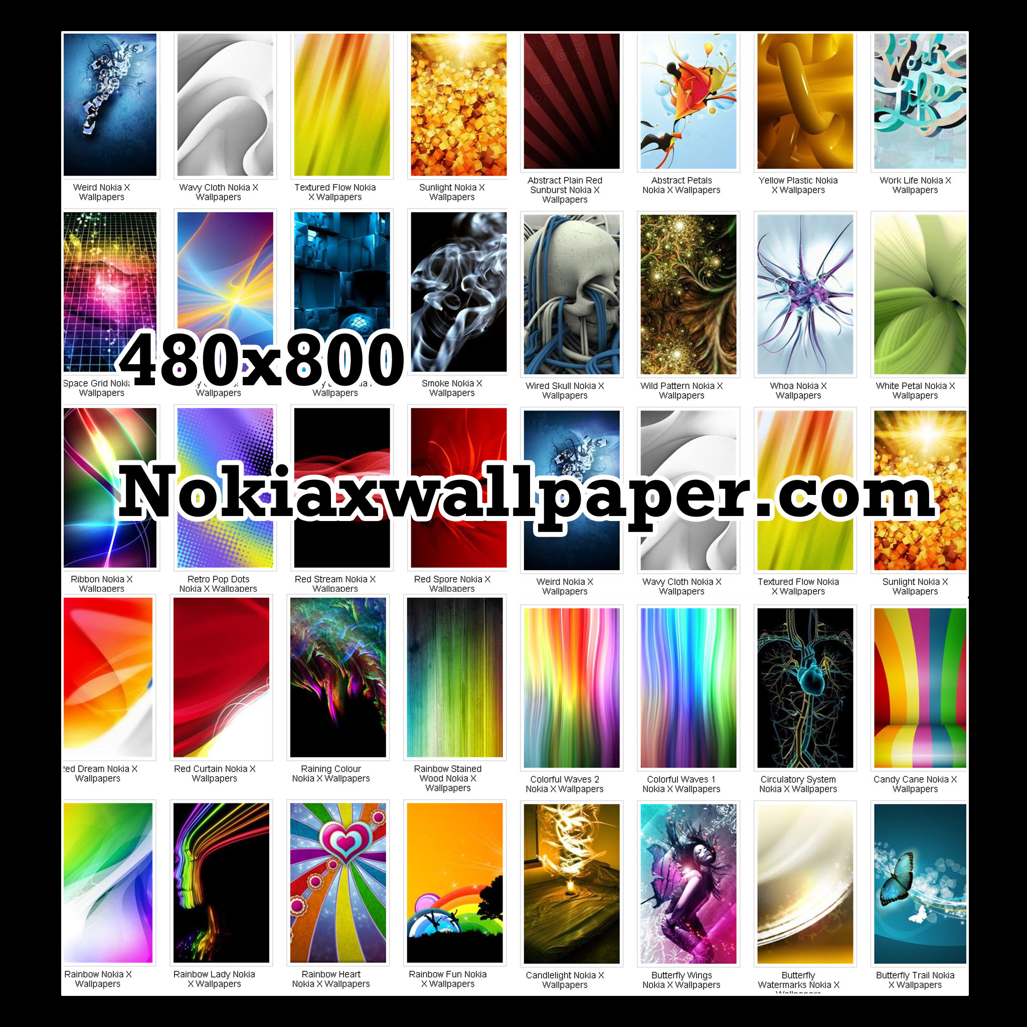 Wallpapers HD 480x800 Wallpapers HD Nokia X and Nokia XL Wallpapers 2048x2048