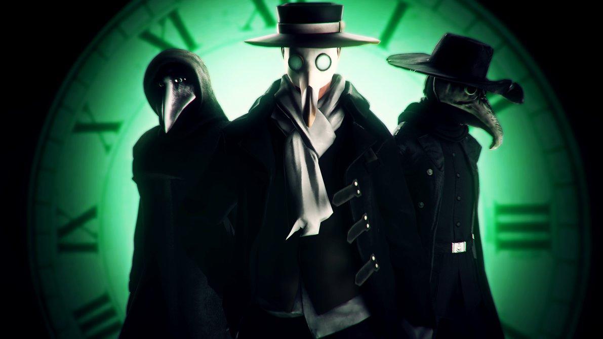 Plague Doctors by PsychoLinChan 1191x670
