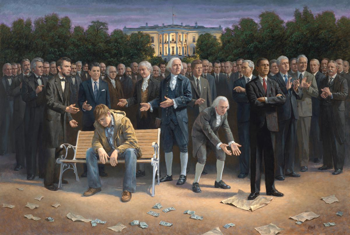 Founding Fathers Wallpaper images 1200x806