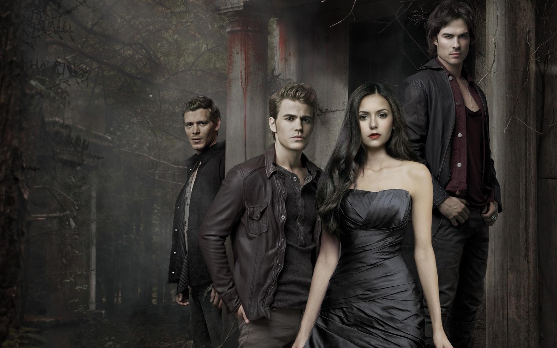 vampire diaries characters - HD1920×1080