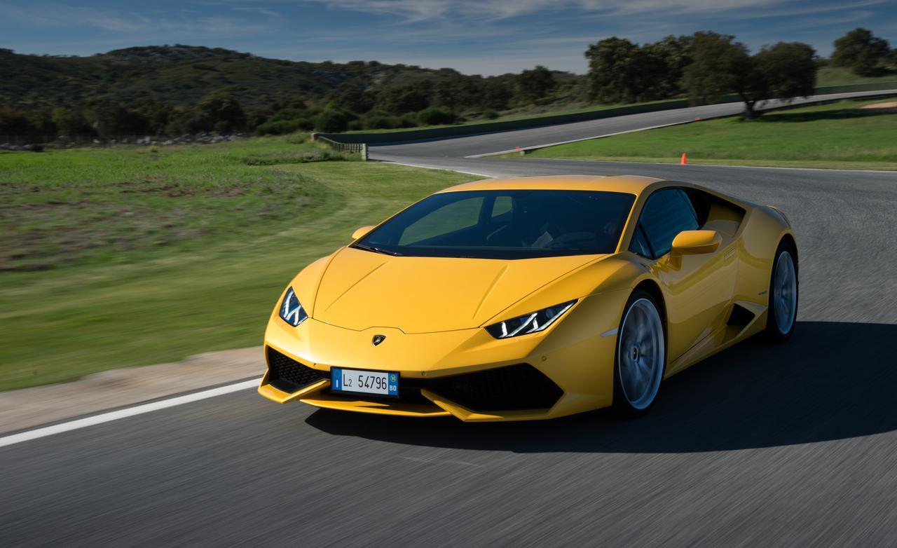 2015 Ares Design Lamborghini Huracan Wallpapers: Lamborghini Wallpaper 2015