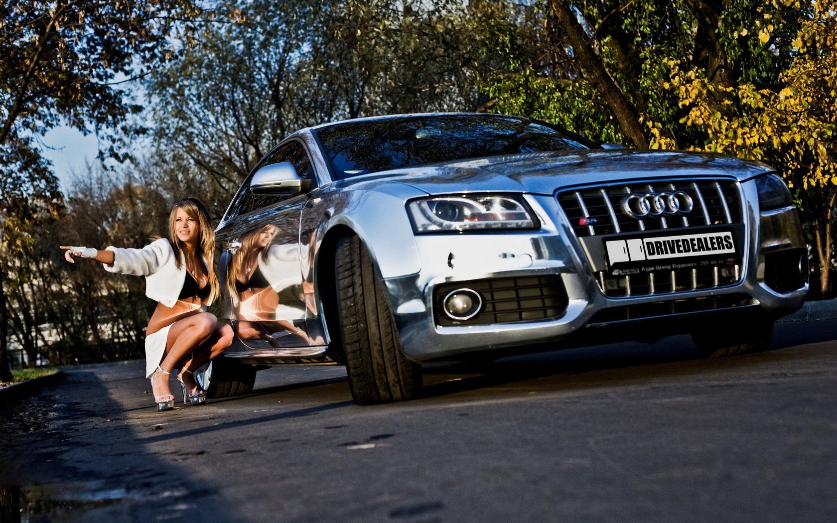 Audi Car High Resolution Wallpaper 4   SA Wallpapers 1680x1050