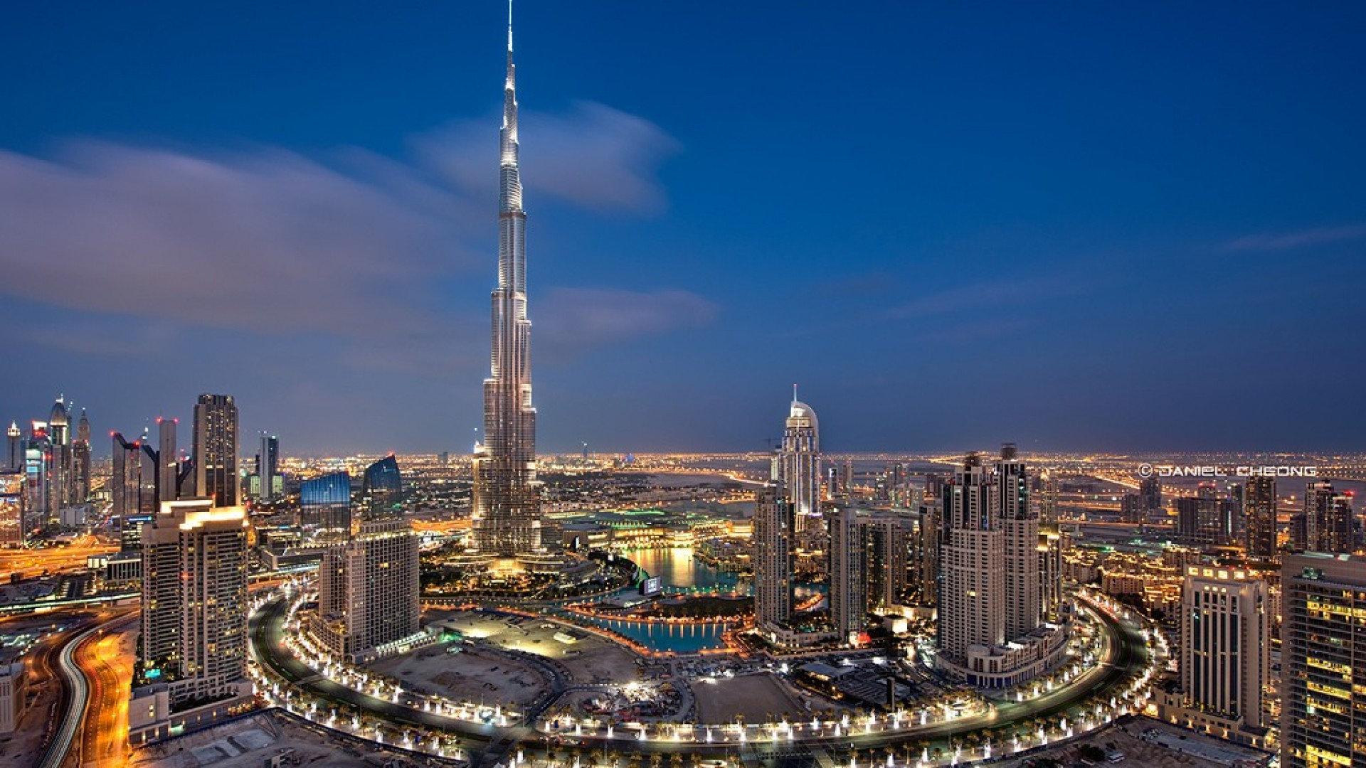 Burj Khalifa Wallpapers HD Live HD Wallpaper HQ Pictures Images 1920x1080