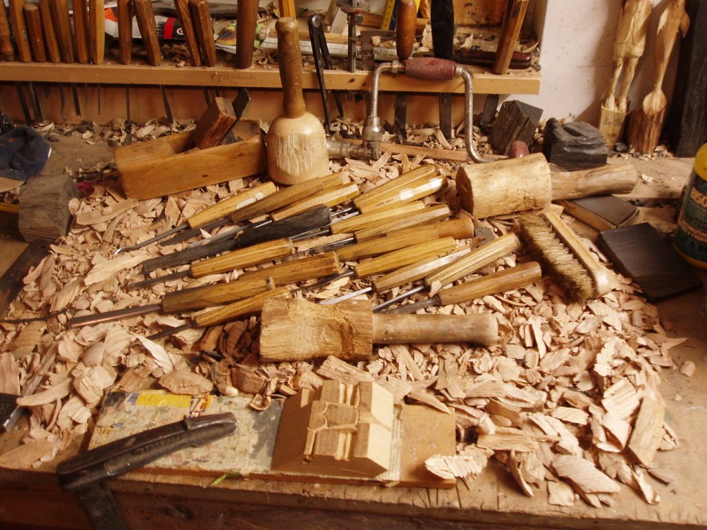 Free download Woodwork Woodcarvers Tools PDF Plans ...