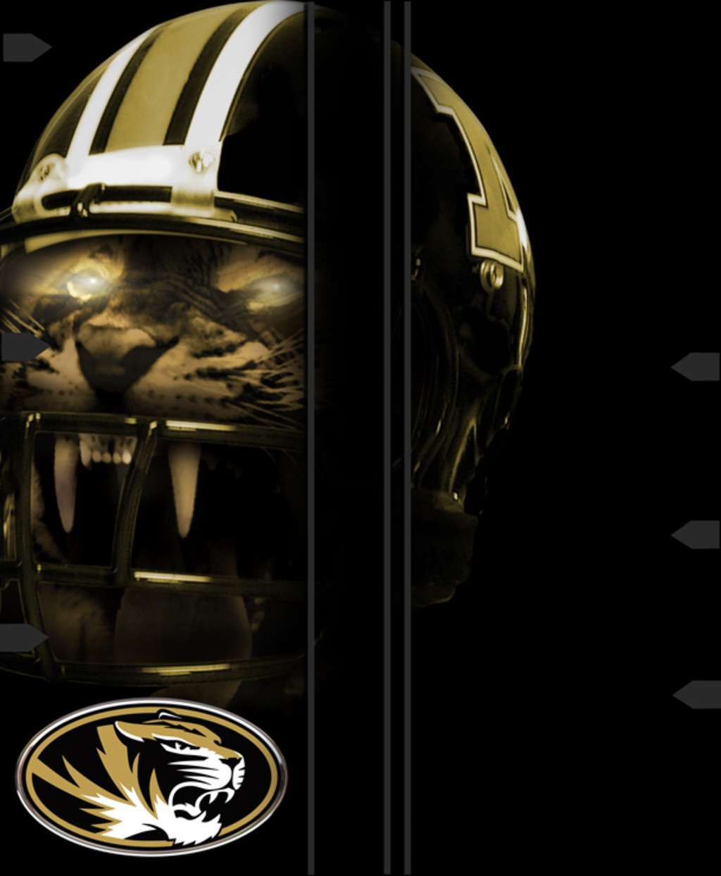 Free Download Mizzou Tigers Background 1024x1244 For Your