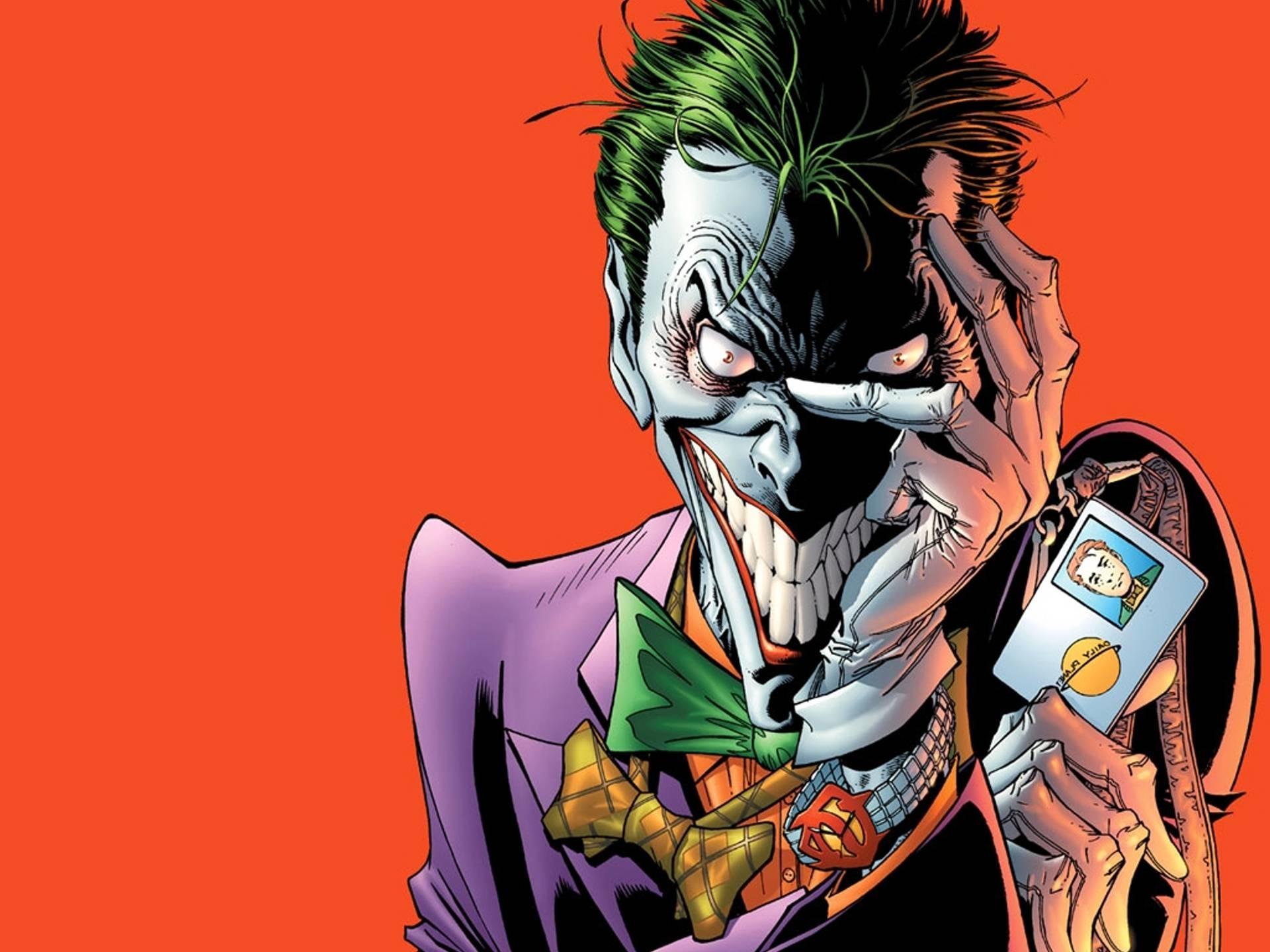Joker Wallpaper 1920x1440