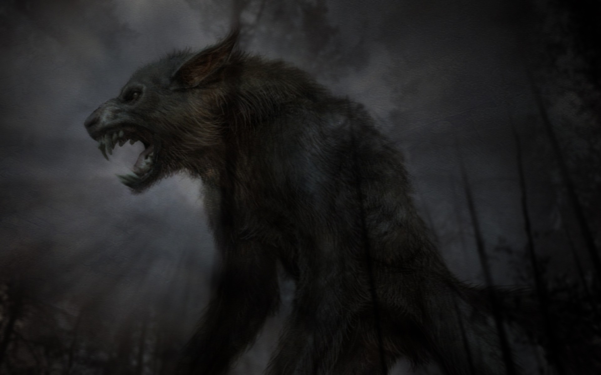 Werewolf wallpaper 3955 1920x1200