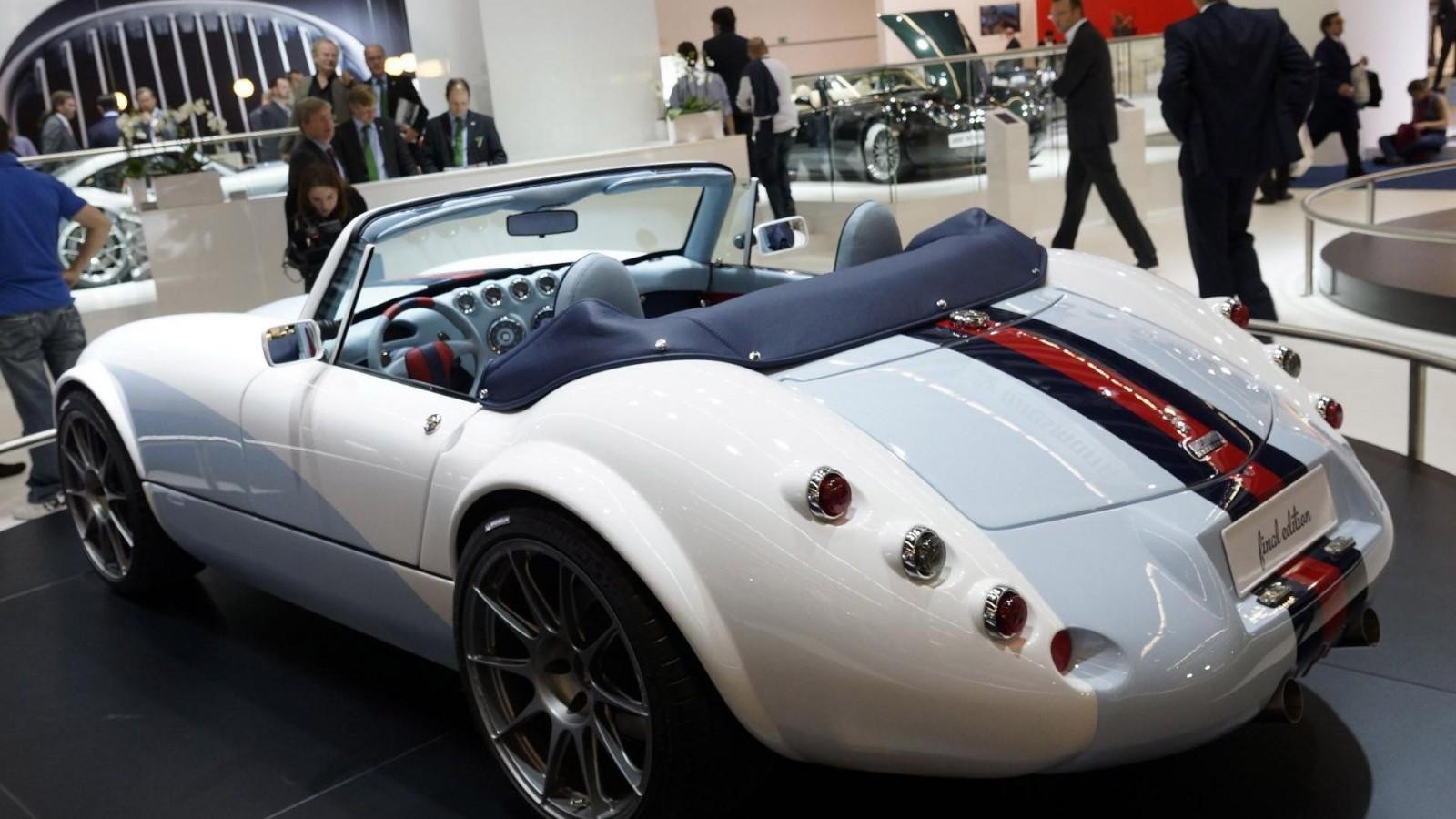 HD wallpaper Wiesmann Mf Roadster Final Edition Luxury Car Brands by 1600x900