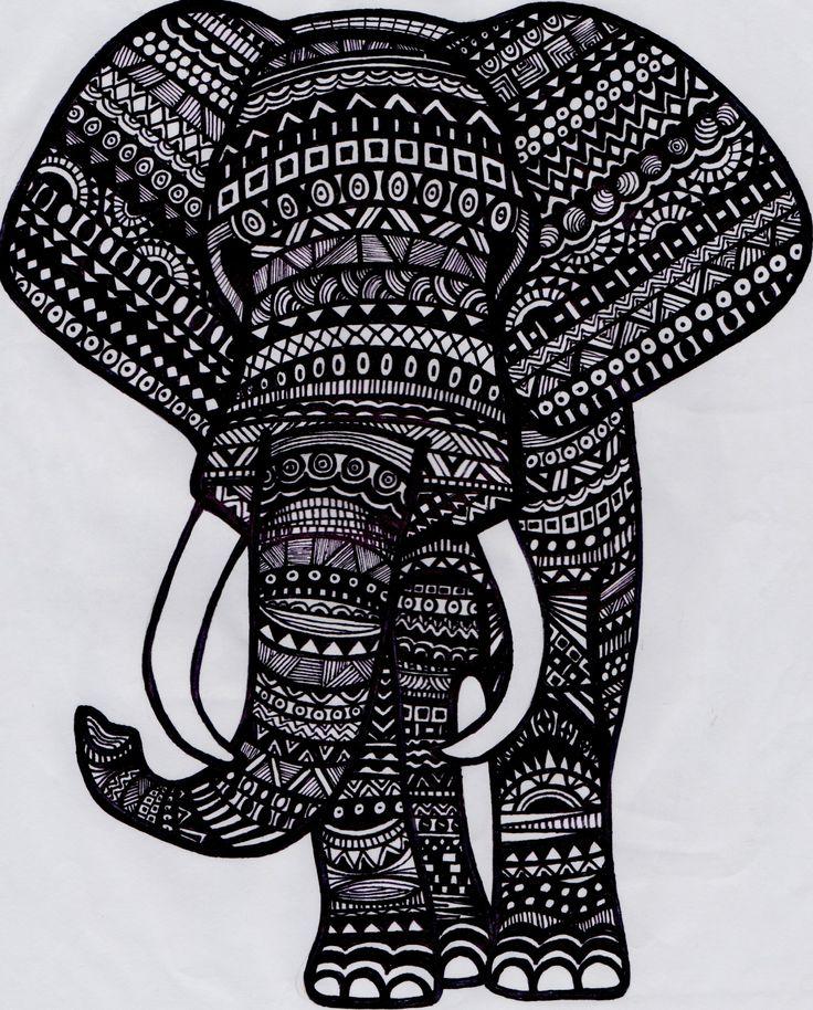 [50+] Tribal Elephant Wallpaper on WallpaperSafari