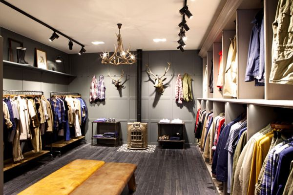 19 Stylish Retail Design Stores Interiors Around The World 600x400