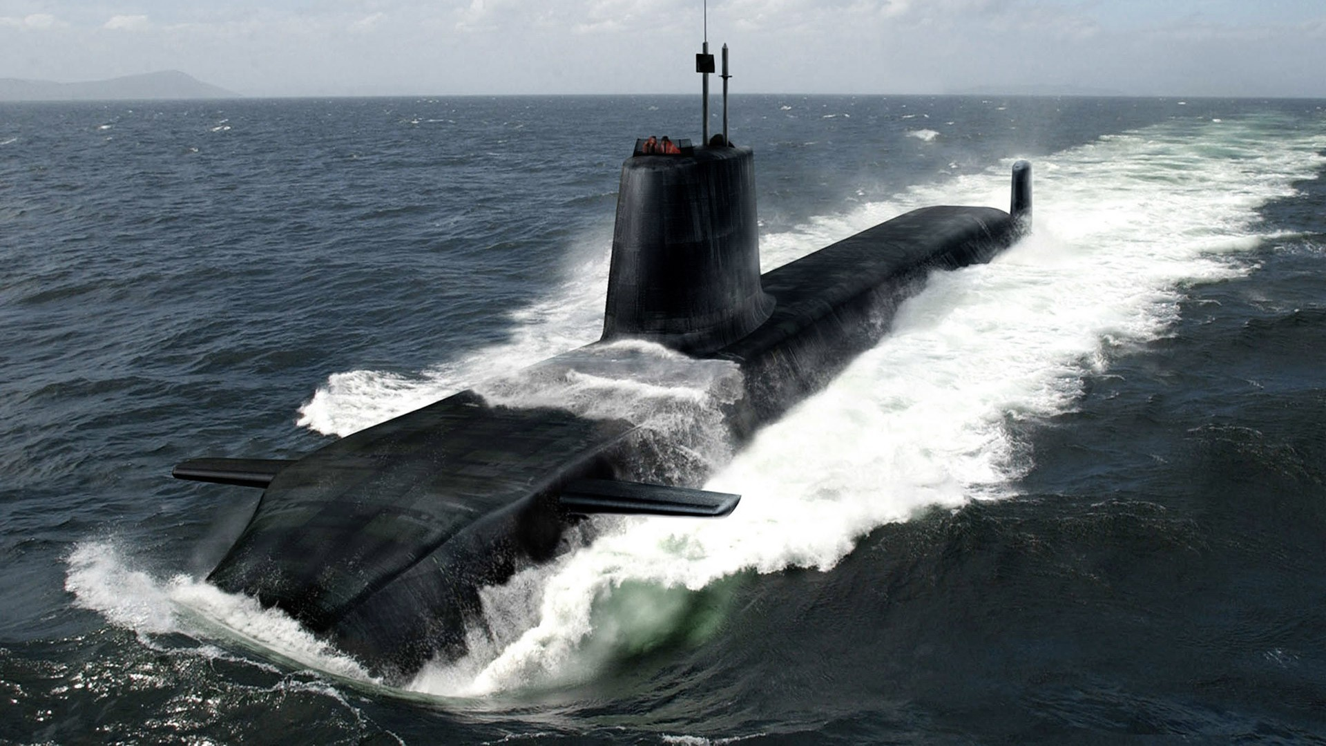 Russian Nuclear Submarine httpre downloadsinfoWallpapers Nuclear 1920x1080