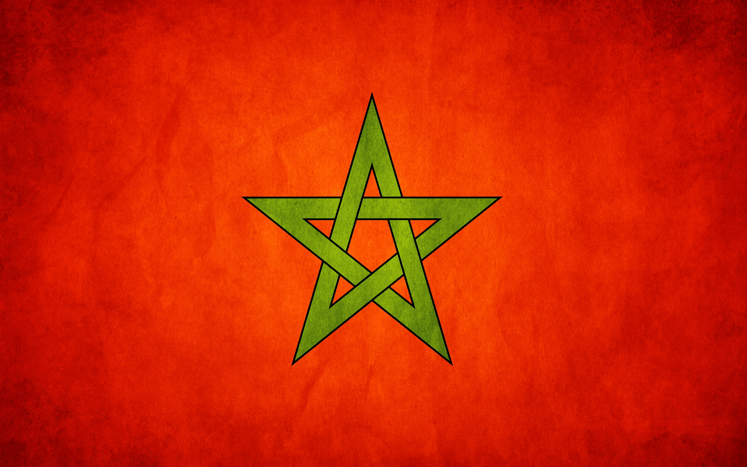 Morocco Flag Wallpaper 2560x1600 ID25282   WallpaperVortexcom 2560x1600