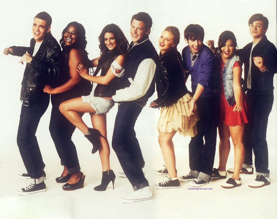 Imaginative Glee Wallpaper By Itsglee Dgbi 900x711