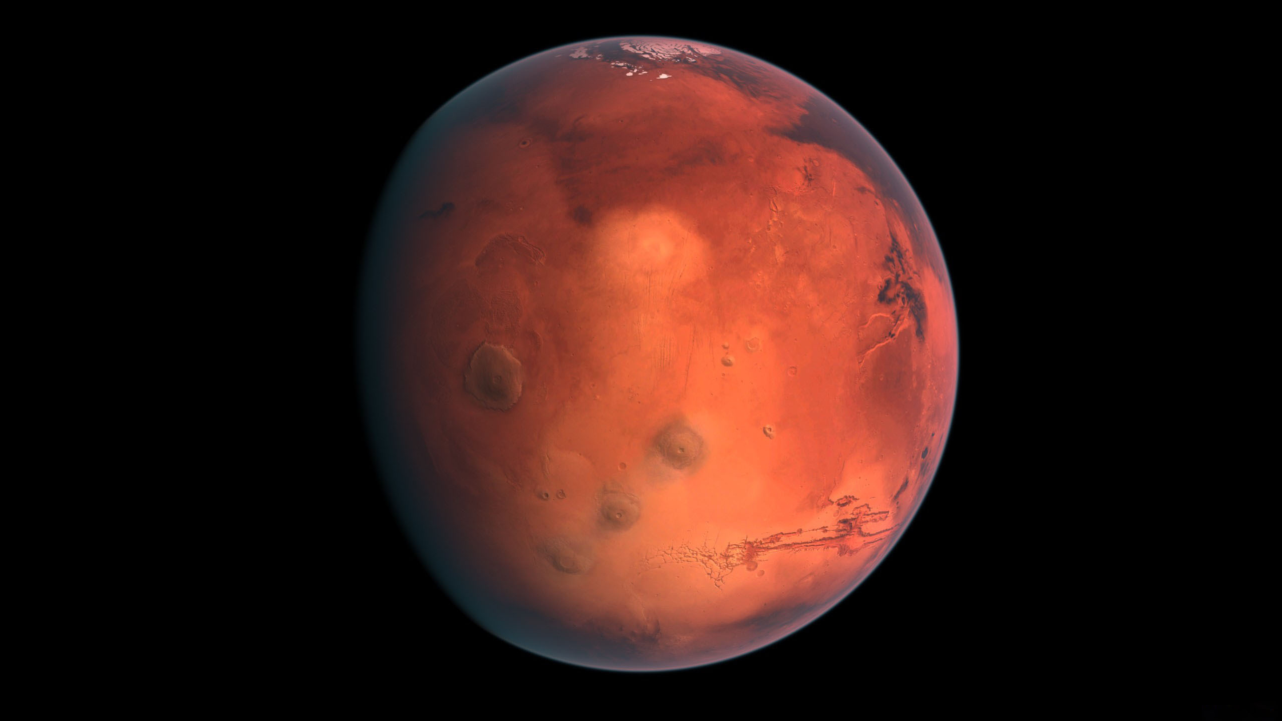Planet Mars wallpaper 2560x1440 148764 WallpaperUP 2560x1440