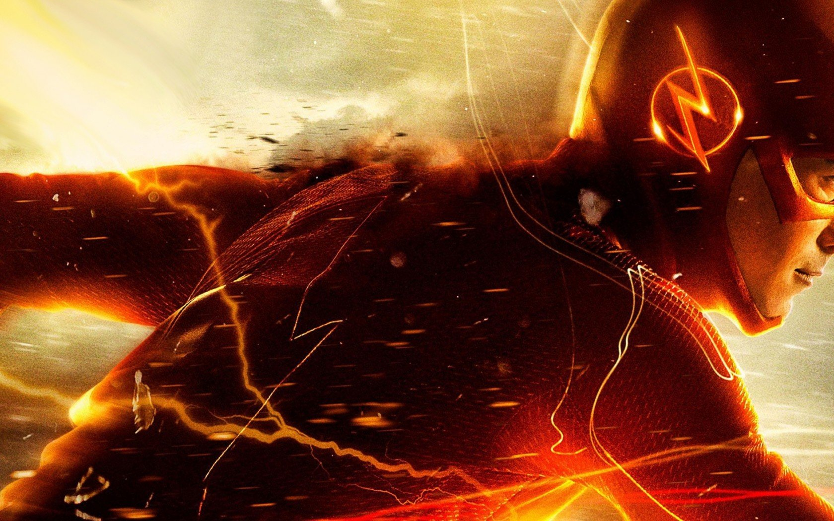 The Flash wallpaper 10 1680x1050
