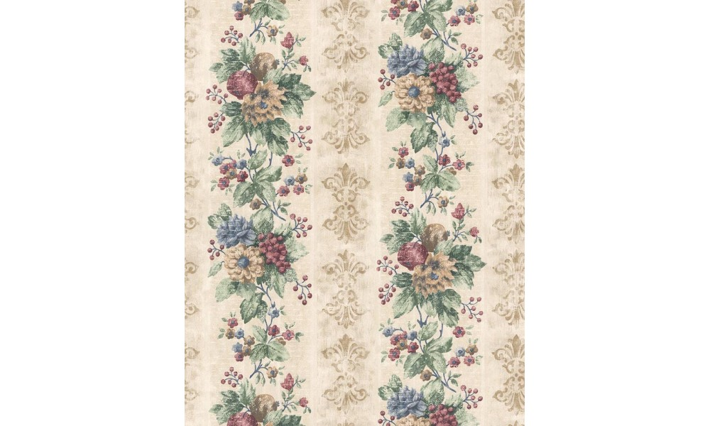 Home Wallpaper Clearance Floral Wallpaper HB24181 1000x600