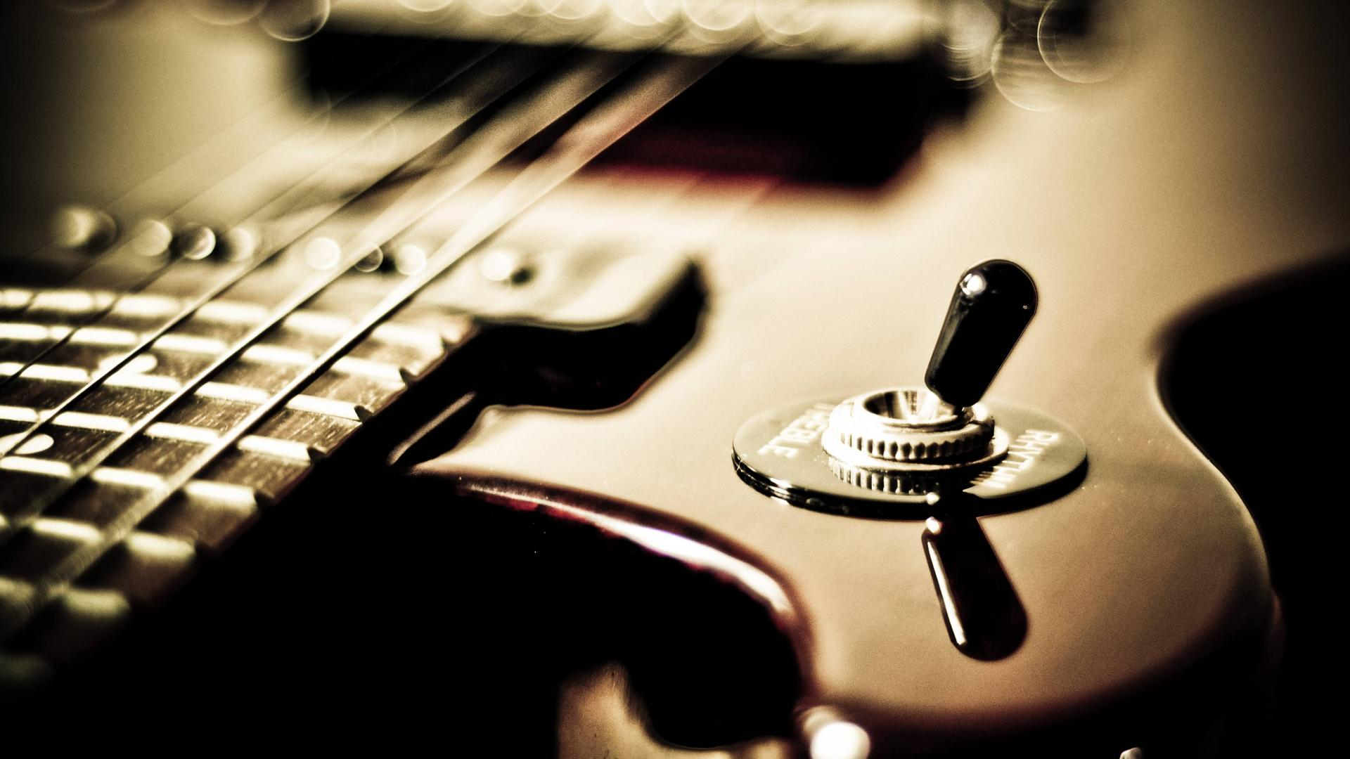 guitar wallpaper widescreen - photo #21